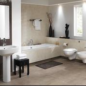 Łazienka wykończona przez ekspertów