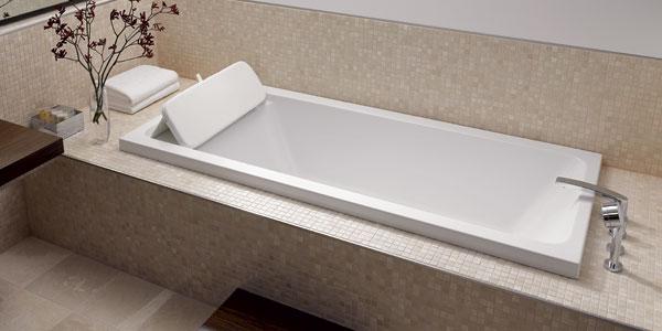 Komfortowy wypoczynek w wannie