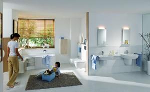 Wentylacja grawitacyjna w łazience KERAMAG
