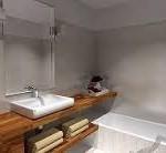 Prosta i klasyczna łazienka