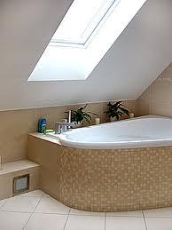 Mała łazienka Na Poddaszu Remontujemylazienkepl