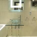 Połączenia kamienia i szkła