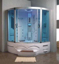 Prysznic z umilającymi gadżetami