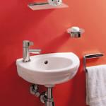 kolory w łazience