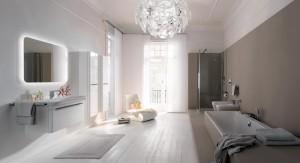 biały sufit