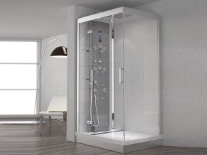 kabina z hydromasażem
